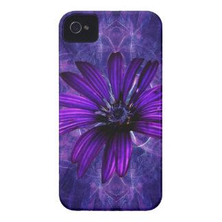 Purple Daisy Passion Case-Mate iPhone 4 Case