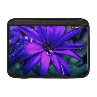 Purple Daisy Sleeve For MacBook Air