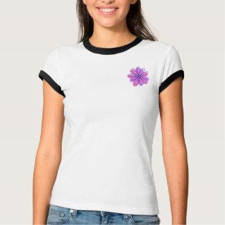 purple daisy T-Shirt