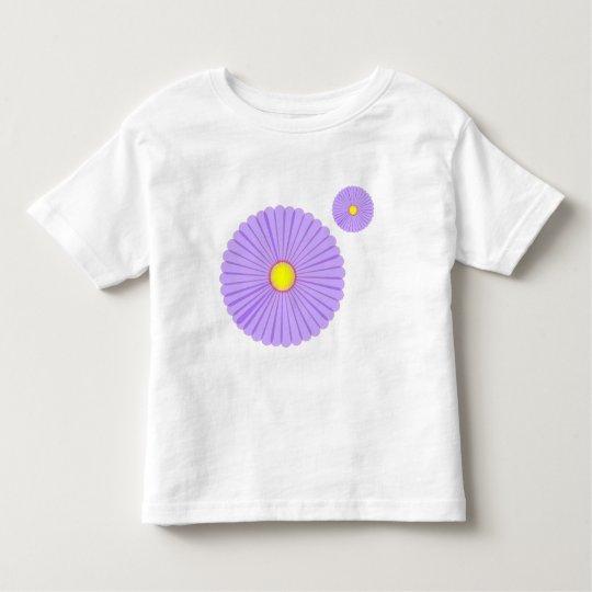 Purple Daisy Toddler T-shirt