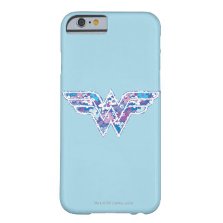 Purple Daisy WW Barely There iPhone 6 Case