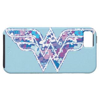 Purple Daisy WW iPhone 5 Cover