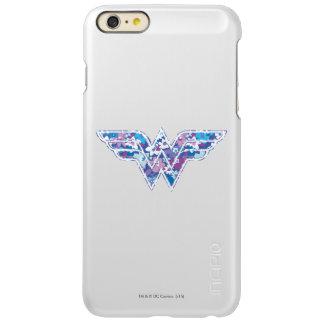 Purple Daisy WW Incipio Feather® Shine iPhone 6 Plus Case