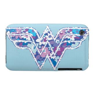 Purple Daisy WW iPhone 3 Case