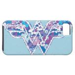 Purple Daisy WW iPhone 5 Case
