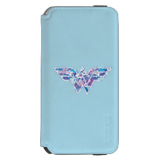 Purple Daisy WW iPhone 6/6s Wallet Case