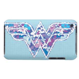 Purple Daisy WW iPod Touch Case-Mate Case