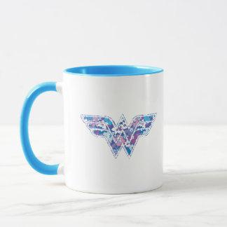 Purple Daisy WW Mug