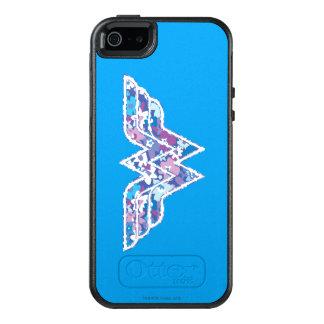 Purple Daisy WW OtterBox iPhone 5/5s/SE Case
