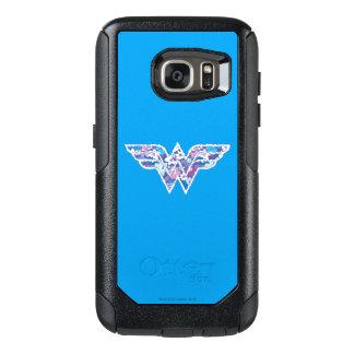 Purple Daisy WW OtterBox Samsung Galaxy S7 Case