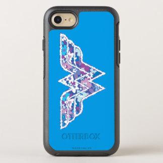 Purple Daisy WW OtterBox Symmetry iPhone 7 Case