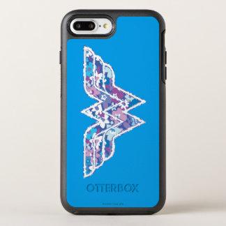 Purple Daisy WW OtterBox Symmetry iPhone 7 Plus Case
