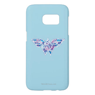 Purple Daisy WW Samsung Galaxy S7 Case