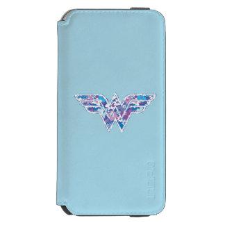 Purple Daisy WW Incipio Watson™ iPhone 6 Wallet Case