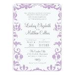 purple, lilac, lavender, damask, motif,