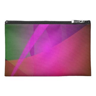 Purple Dark Cute Travel Accessories Bag