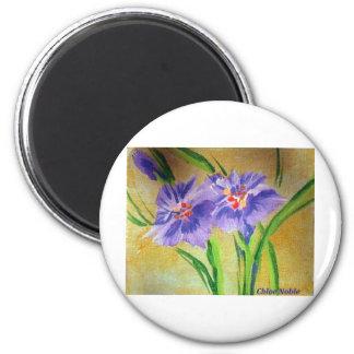 Purple Daze Magnet