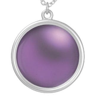 Purple Delight Necklace - Violette Kette