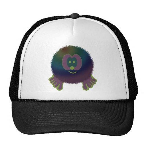 Purple Delight Pom Pom Pal Hat