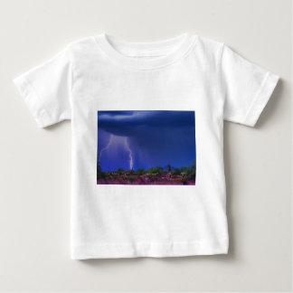 Purple Desert Storm Baby T-Shirt