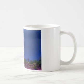Purple Desert Storm Coffee Mug
