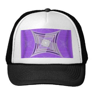 Purple Design no. 2 created by Ttti Trucker Hat