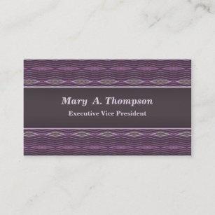 Diamond business cards zazzle purple diamond pattern business card colourmoves