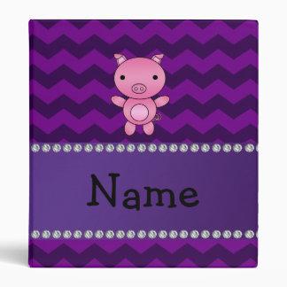 purple diamond stripe.png binders