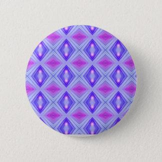 Purple Diamonds 2 Button