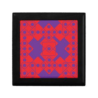 Purple Dice Gift Box