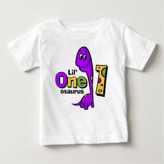 Purple Dinosaur 1st Birthday Tees