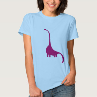 Purple Dinosaur T-Shirt