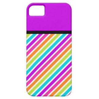 Purple Divide iPhone SE/5/5s Case