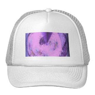 PURPLE DIVIDE TRUCKER HAT