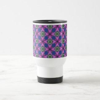 Purple Dizzy Daisy Mugs