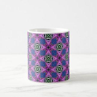 Purple Dizzy Daisy Coffee Mug