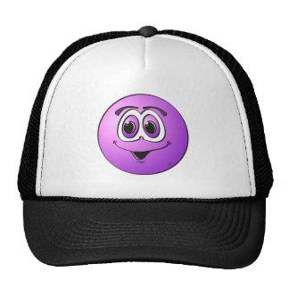 Purple Dot Trucker Hat