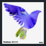 """Purple Dove Love II Wall Sticker<br><div class=""""desc"""">There is nothing more special than the gift of peace and love. Purple Dove Love II gives you a sense of freedom as it accentuates your home. This very special wall decal will fit very well in any room as it expresses your good taste and love of all things nature....</div>"""