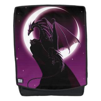 Purple Dragon Boldface Backpack