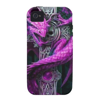 Purple Dragon Case For The iPhone 4