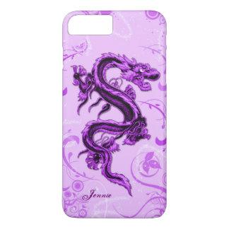 Purple Dragon Custom iPhone 7 Plus Case