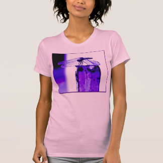 Purple Dragon Fly Shirt