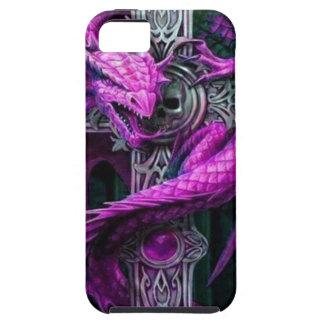 Purple Dragon iPhone SE/5/5s Case