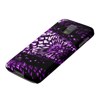 Purple Dragon Scout Armor Case For Galaxy S5
