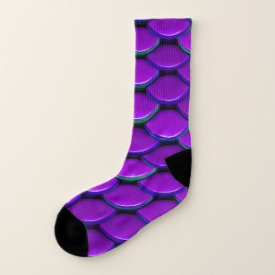 32df53c8d Purple Dragon Skin Socks