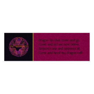 Purple Dragon Spell Card