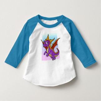 Purple Dragon Toddler T Shirt