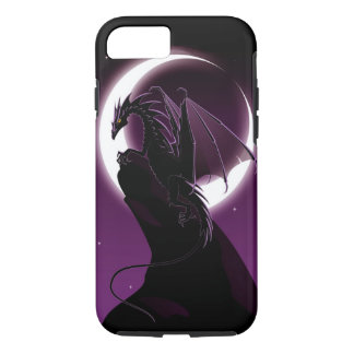Purple Dragon Tough iPhone 7 Case