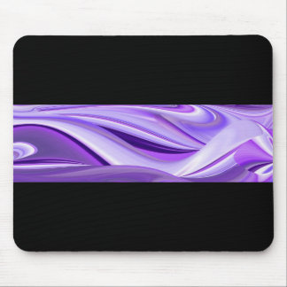 Purple Dream , Abstract Fantasy Rainbow-Art Mouse Pad
