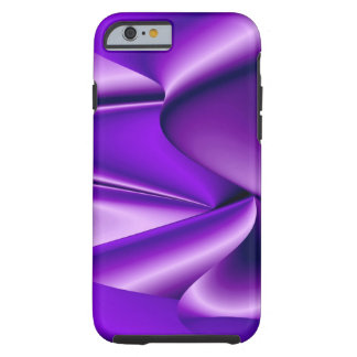 Purple Dream , Abstract Fantasy Rainbow-Art Tough iPhone 6 Case